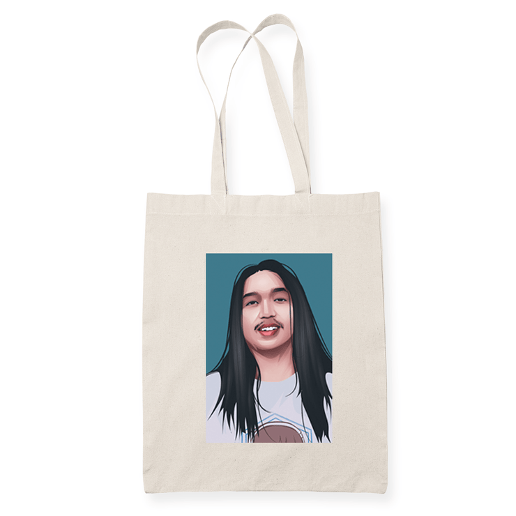 Eyyy Tw 3 Sublimation Canvass Tote Bag