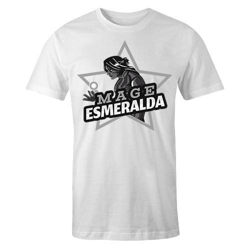 Esmeralda G5 Sublimation Dryfit Shirt