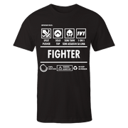 Fighter Cotton Shirt