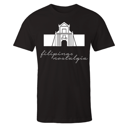 Filipinas Nostalgia v5 Cotton Shirt