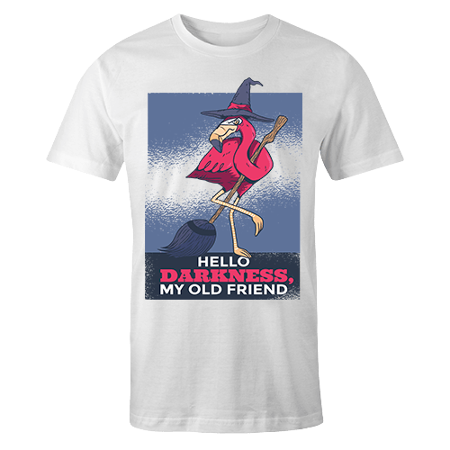 Flamingo Sublimation Dryfit Shirt
