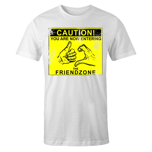 Friendzone v2 Sublimation Dryfit Shirt