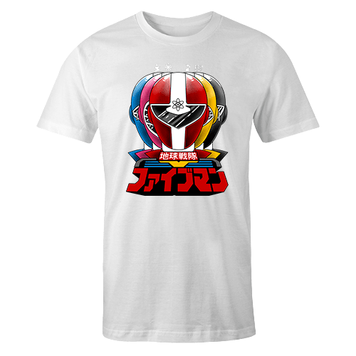 Fiveman Sublimation Dryfit Shirt