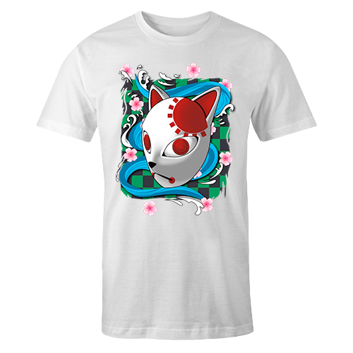 Fox Mask Sublimation Dryfit Shirt