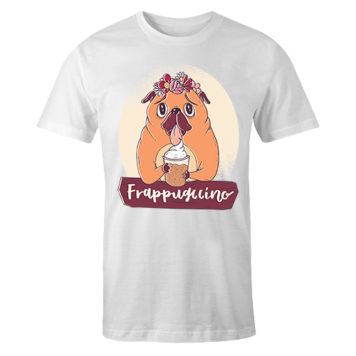 Frappugccino Sublimation Dryfit Shirt