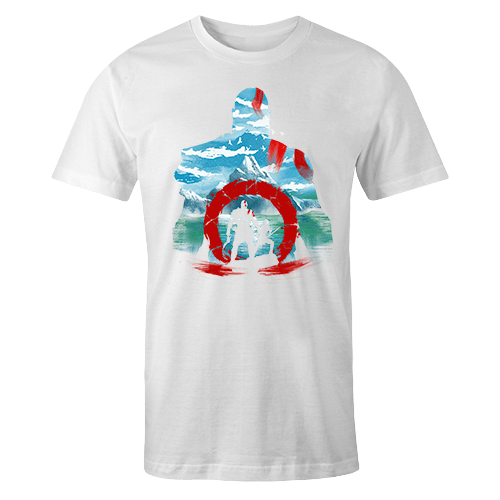 God of War Sublimation Dryfit Shirt