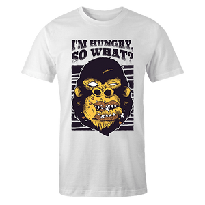 Hungry Gorilla Sublimation Dryfit Shirt