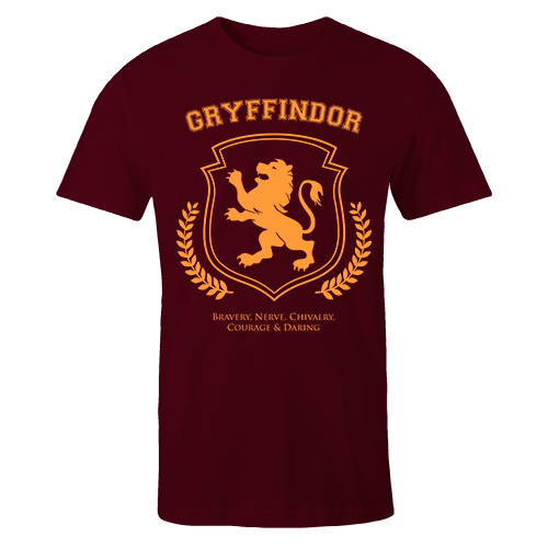 Gryffindor Maroon Cotton Shirt