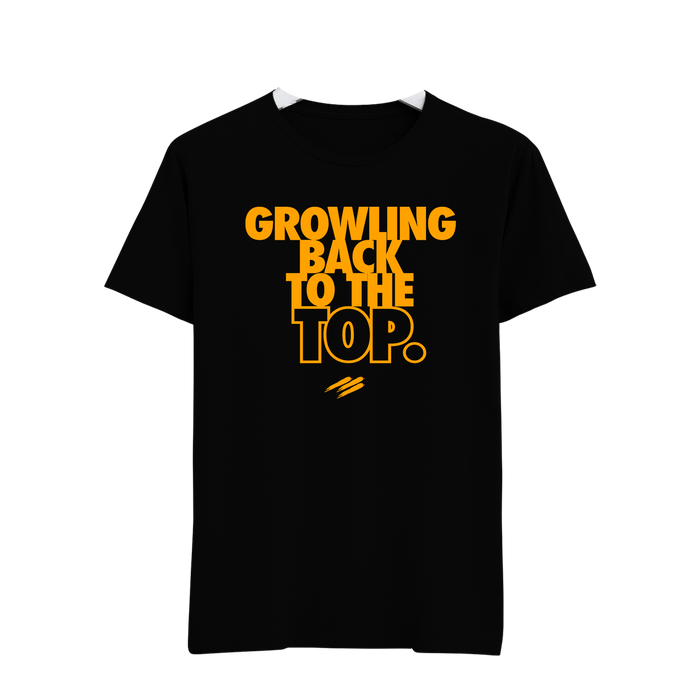 Growling Back Cotton Shirt