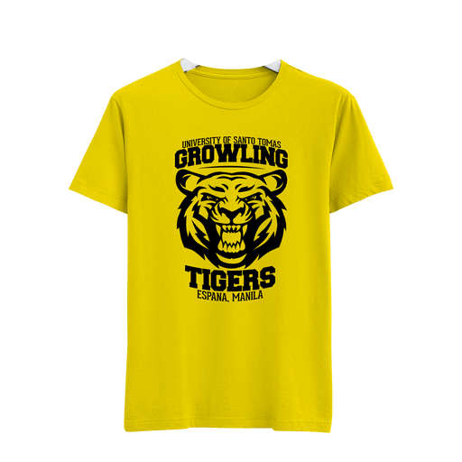 Growling Tigers Cotton Shirt