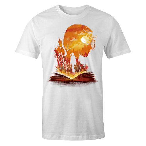 Hunger Games Sublimation Dryfit Shirt