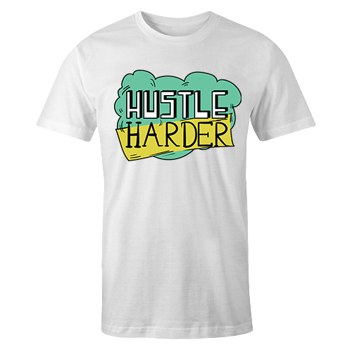 Hustle Sublimation Dryfit Shirt