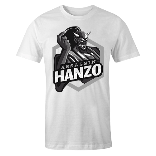 Hanzo G5 Sublimation Dryfit Shirt