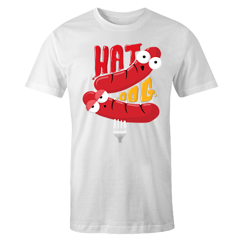 Two Hatdogs Sublimation Dryfit Shirt