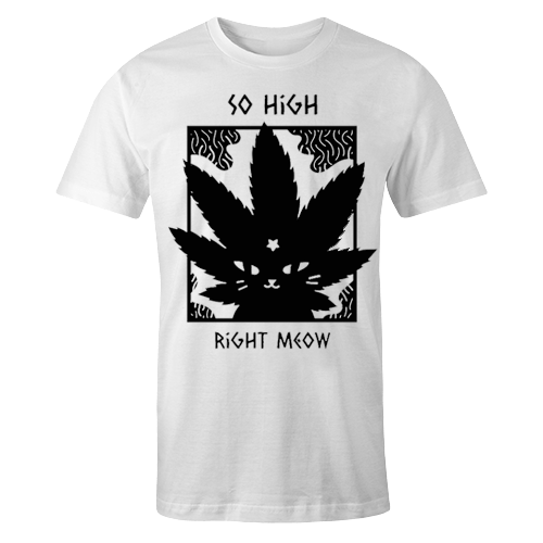 High Meow Sublimation Dryfit Shirt