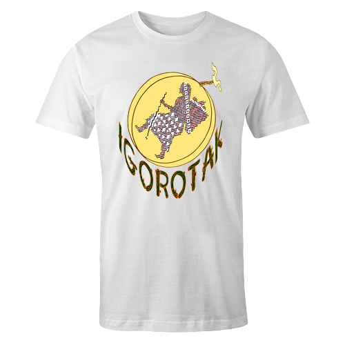 Igorotak Gansa Sublimation Dryfit Shirt