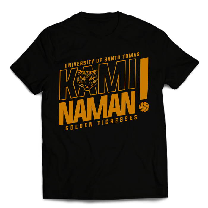 Kami Naman v2 Black Cotton Shirt