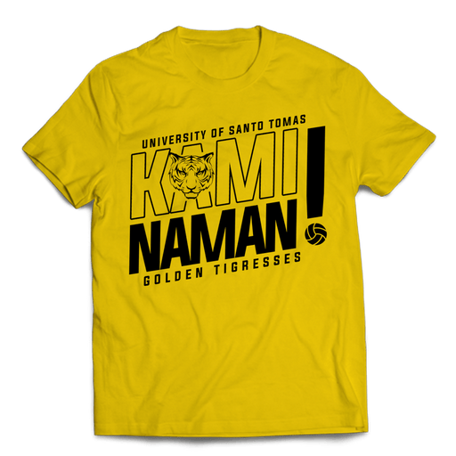 Kami Naman v2 Yellow Cotton Shirt