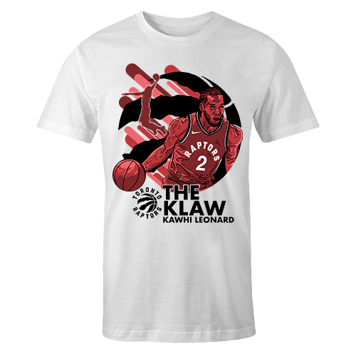 Kawhi Sublimation Dryfit Shirt