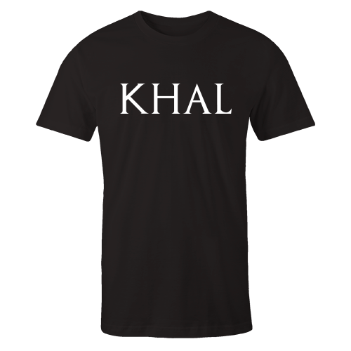 Khal Black Cotton Shirt