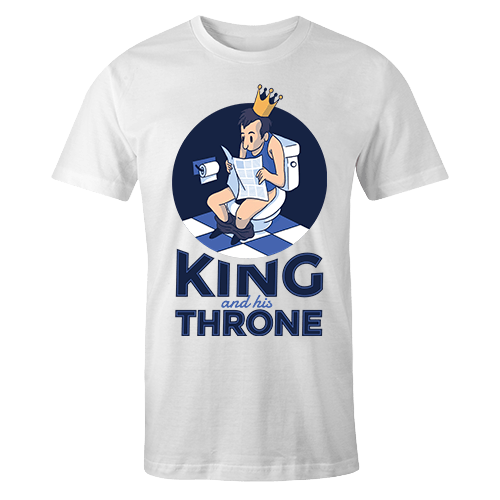 King Sublimation Dryfit Shirt