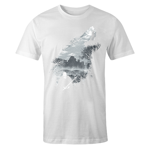 King Of The North Sublimation Dryfit Shirt