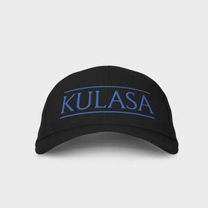 Kulasa Black Embroidered Cap