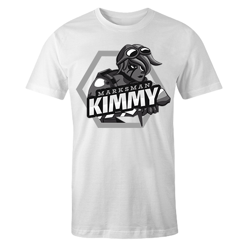 Kimmy G5 Sublimation Dryfit Shirt