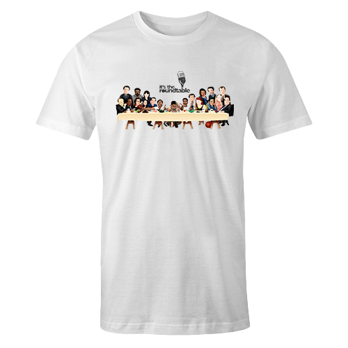 Last Supper Sublimation Dryfit Shirt
