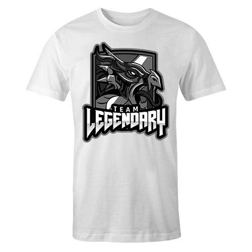 Team Legendary G5 Sublimation Dryfit Shirt
