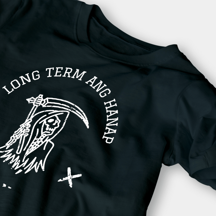 Long Term Black shirt