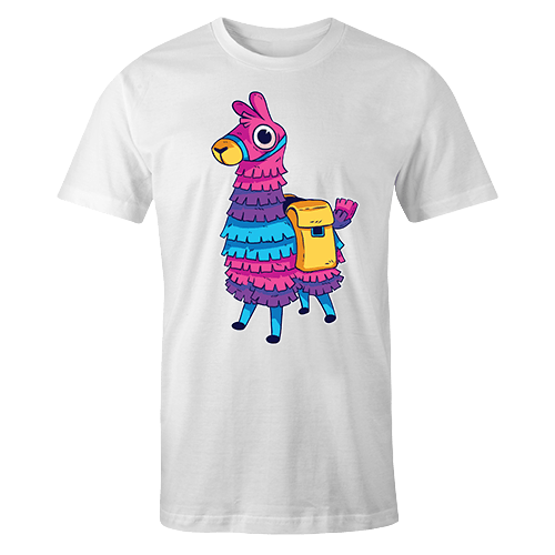 Llama Sublimation Dryfit Shirt