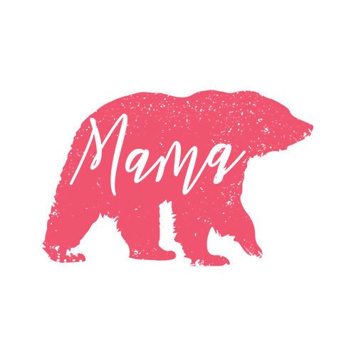 Mama Bear Sublimation Dryfit Shirt