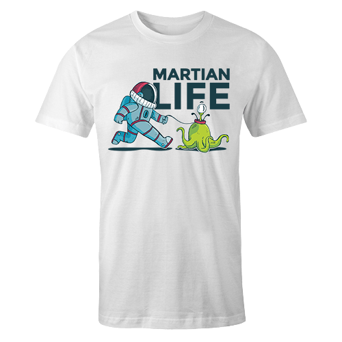 Martian Sublimation Dryfit Shirt