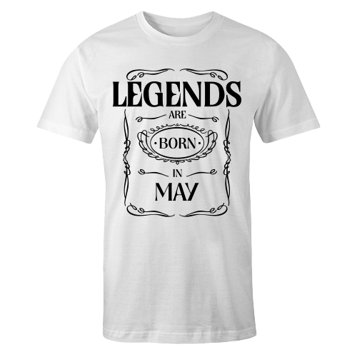 LEG MAY v3 White Cotton Shirt