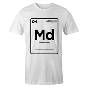Periodic Table Series - Mandaluyong Cotton Shirt