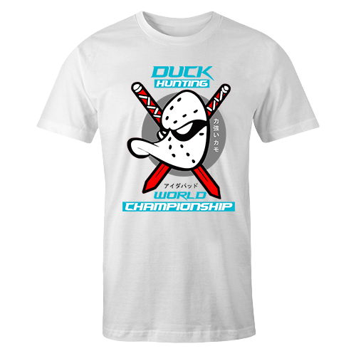 Mighty Duck World Champ Sublimation Dryfit Shirt