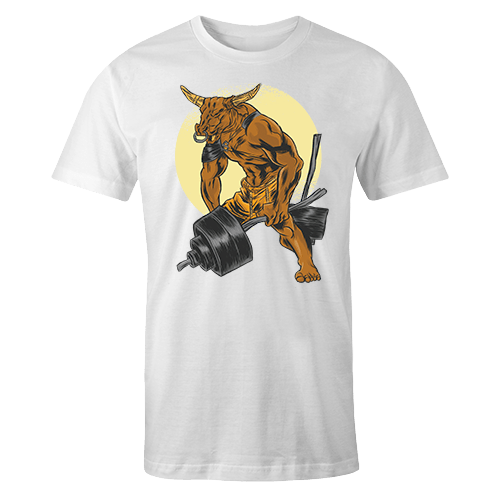 Minotaur Strength Sublimation Dryfit Shirt