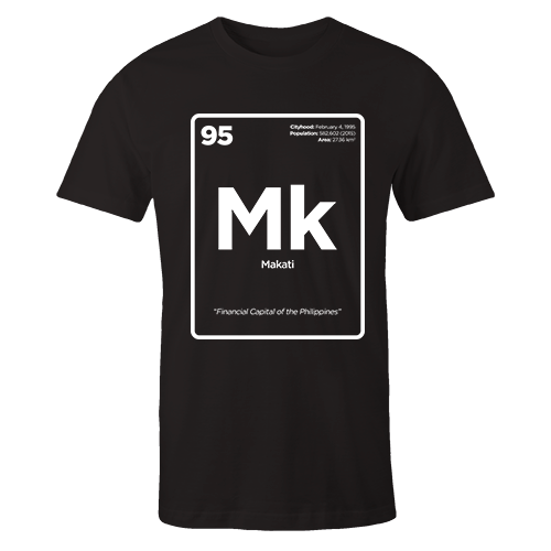 Periodic Table Series - Marikina Cotton Shirt