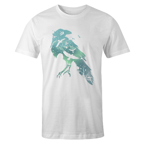 Murder of Crows Sublimation Dryfit Shirt