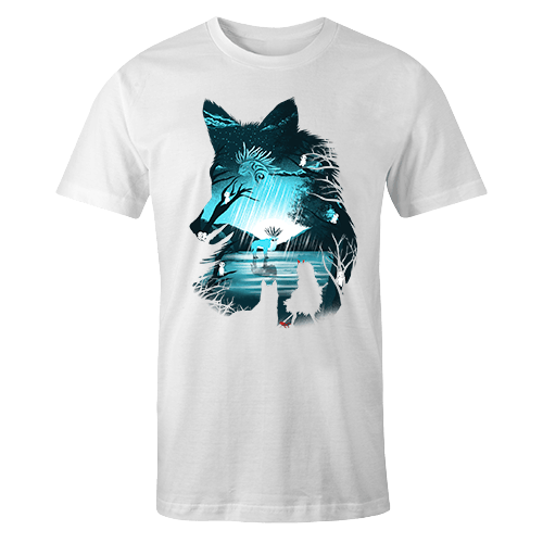 Mystical Forest Sublimation Dryfit Shirt