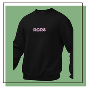 Unfiltered M&P Black Cotton Sweatshirt w/Back Print