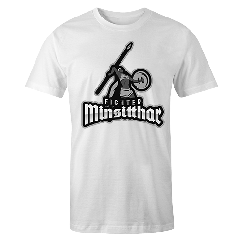 Minsitthar G5 Sublimation Dryfit Shirt