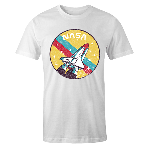 NASA Sublimation Dryfit Shirt