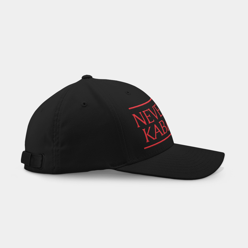 Never Say Die v1 Embroidered Cap