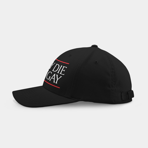Never Say Die v2 Embroidered Cap