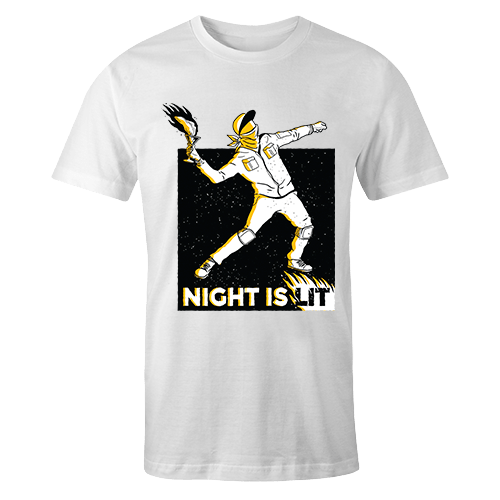 Night Sublimation Dryfit Shirt
