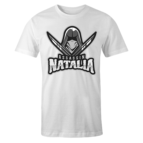 Natalia G5 Sublimation Dryfit Shirt