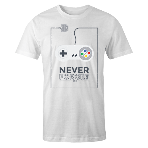 Never Forget Sublimation Dryfit Shirt