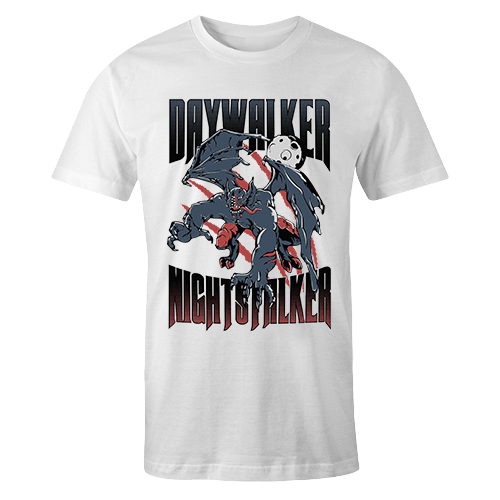 Nightstalker Sublimation Dryfit Shirt